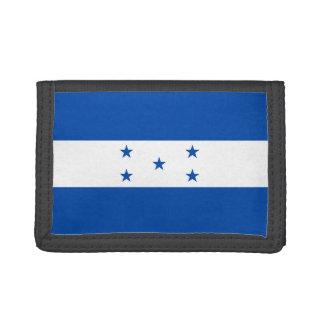 Honduras-Flaggen-Geldbörse