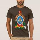 Honduras-Wappen T - Shirt