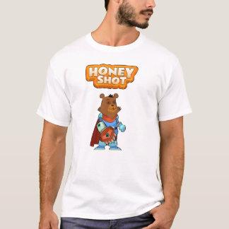 Honeyshot \ s bionischer Bär T-Shirt