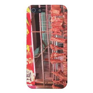 Hong Kong-Fleisch-Markt Iphone 4 Fall Hülle Fürs iPhone 5