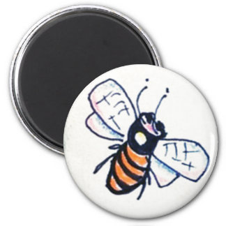 Honig-Biene, Magnet