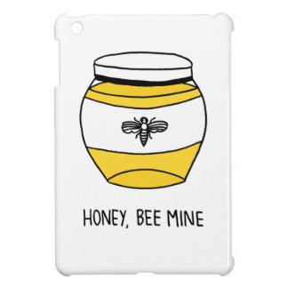 Honig, Bienen-Bergwerk iPad Mini Hülle