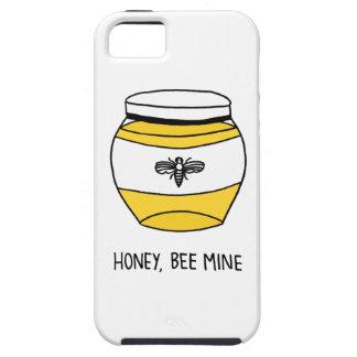 Honig, Bienen-Bergwerk iPhone 5 Etui