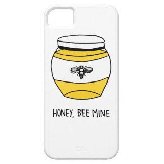 Honig, Bienen-Bergwerk iPhone 5 Hülle