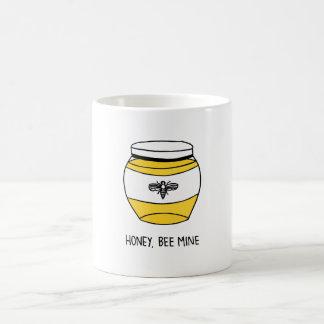 Honig, Bienen-Bergwerk Kaffeetasse