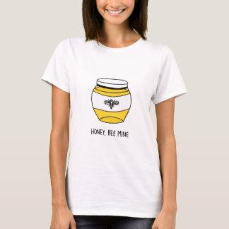 Honig, Bienen-Bergwerk T-Shirt
