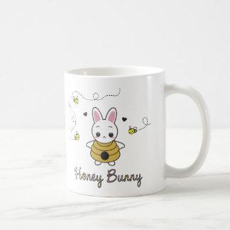 Honig-Häschen Kaffeetasse
