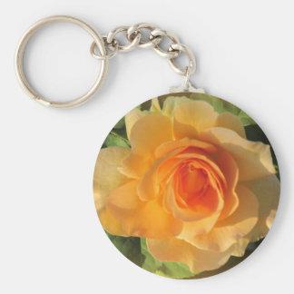 Honig-Parfüm-Rose Schlüsselanhänger