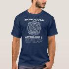 Honolulu-Feuer Dept. Battalion 2 T-Shirt