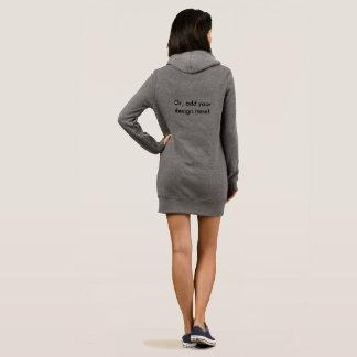 Hoodie, damit Sie entwerfen Kleid