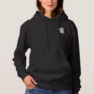 Hoodie. der Pullover der Frauen