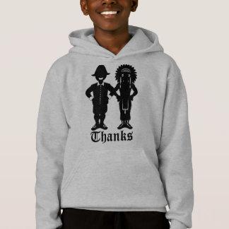 Hoodie-festliches Feiertags-Shirt des Kindes der Hoodie
