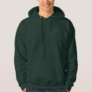 hoodie - la note de musique (huitième) sweatshirt à capuche