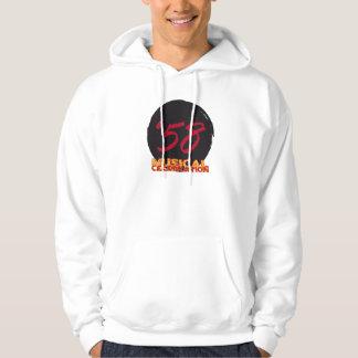 hoodie sweater '58 le musical celebration sweatshirts avec capuche