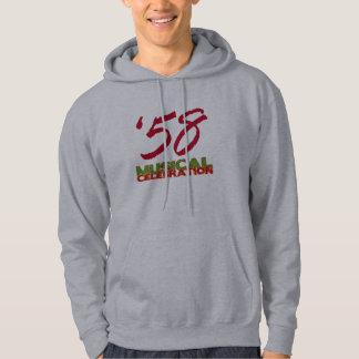 Hoodie sweater Musical Celebration Sweats À Capuche