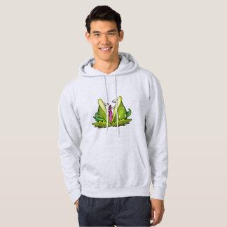 Hoodie-Sweatshirt der Kapuzenpulli der Venus Hoodie