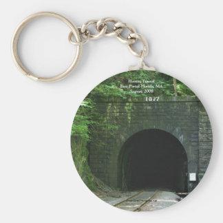 Hoosac Tunnel Ostportalflorida MA Keychain Schlüsselanhänger