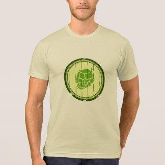 Hopfenfaß (das T-Stück des T-Shirt