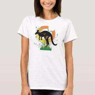 Hopfenkänguruh T-Shirt