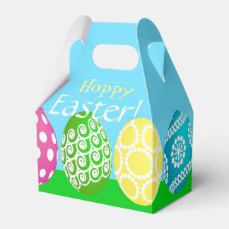 Hopfenreicher Ostern-Korb-Leckerei-Kasten Geschenkschachtel