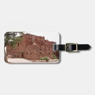 Hopi-Haus, Grand- Canyonsüdkante Gepäckanhänger