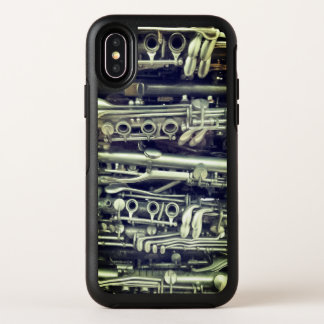 Hören Sie die Musik OtterBox Symmetry iPhone X Hülle