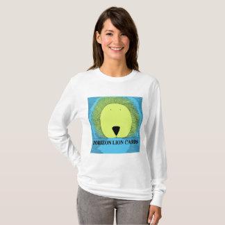 Horizont-Löwe T-Shirt