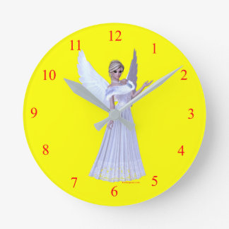 Horloge murale d'enfant