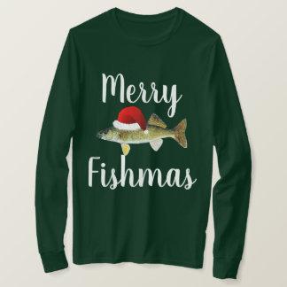 Hornhautfleck-hässliches Weihnachten T-Shirt