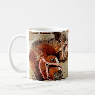 Horses Kaffeetasse
