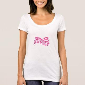 Hosen-Anzugs-Nations-T - Shirt