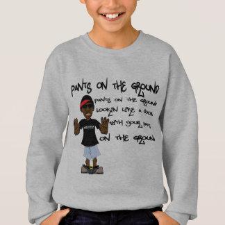 Hosen aus den Grund Sweatshirt