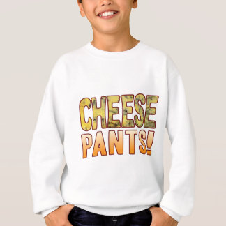 Hosen-Blauschimmelkäse Sweatshirt