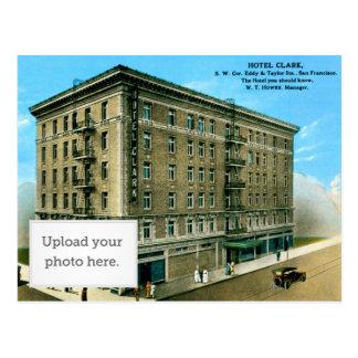Hotel Clark Postkarte
