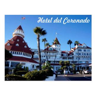 Hotel del Coronado Postkarte