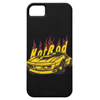Hotrod Cartoon-Sport-Autos iPhone4 iPhone Fall iPhone 5 Hülle