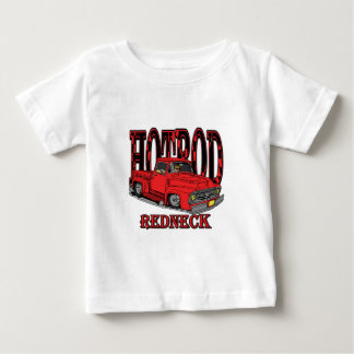 Hotrod Redneck Baby T-shirt