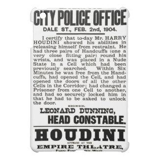 Houdini in Liverpool iPad Fall Hülle Für iPad Mini