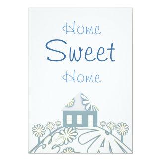 Housewarming-Party 12,7 X 17,8 Cm Einladungskarte