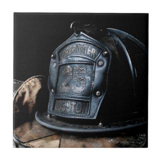 Houston-Feuerwehrmann-Fliese