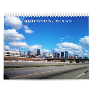 Houston, Texas - Kalender