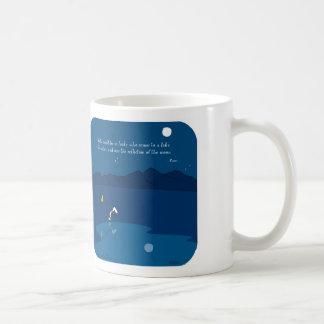 "HP2201 ""Harold Planet"" rumi See-Wassermond Kaffeetasse"