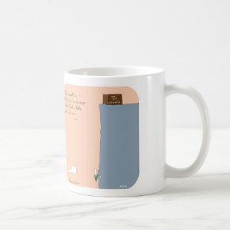 """HP2295 """"Harold Planet"""" Rumi Schokoladen-Liebe Kaffeetasse"""