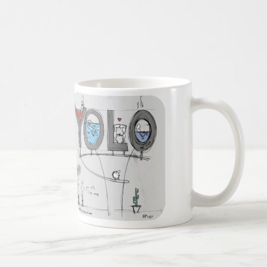 "HP2352 ""Harold Planet"" YOLO Live einmal nur Kaffeetasse"