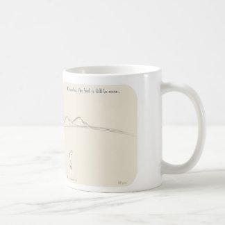"""HP5000 erinnern sich gut, zu kommen """"Harold Planet Kaffeetasse"""