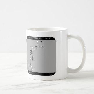 """HP5051 """"Harold Planet"""" wie man die Decke schmerzt Kaffeetasse"""