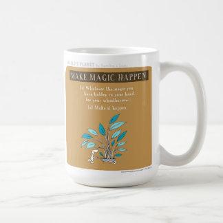 """HP5074 """"Harold Planet"""" """"lassen Magie geschehen """" Kaffeetasse"""