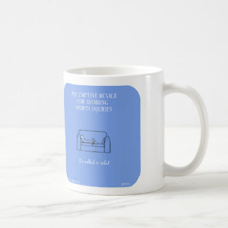 "HP5109 ""Harold Planet"" trägt Verletzungssofa zur Kaffeetasse"