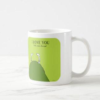 """HP5111, """"Harold Planet"""", i-Liebe Sie, Liebe, stran Kaffeetasse"""