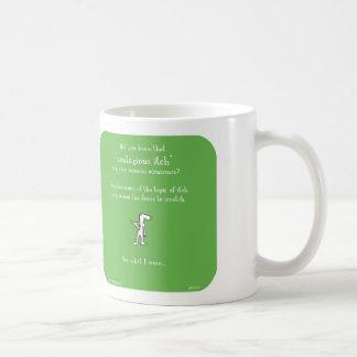 "HP5131, ""Harold Planet"", ansteckend, Jucken, Kaffeetasse"